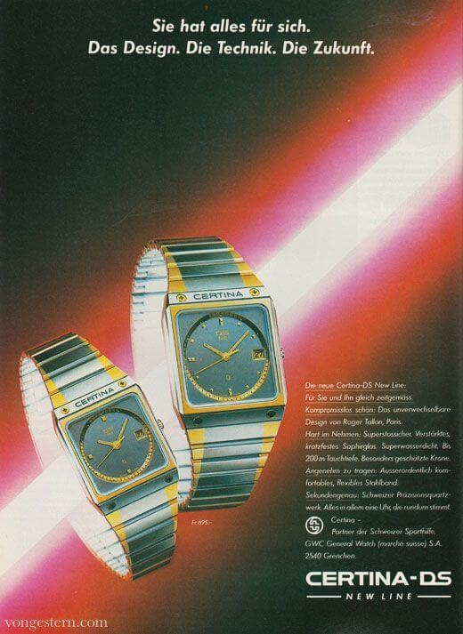 15 Swiss Advertisements From The 1980's