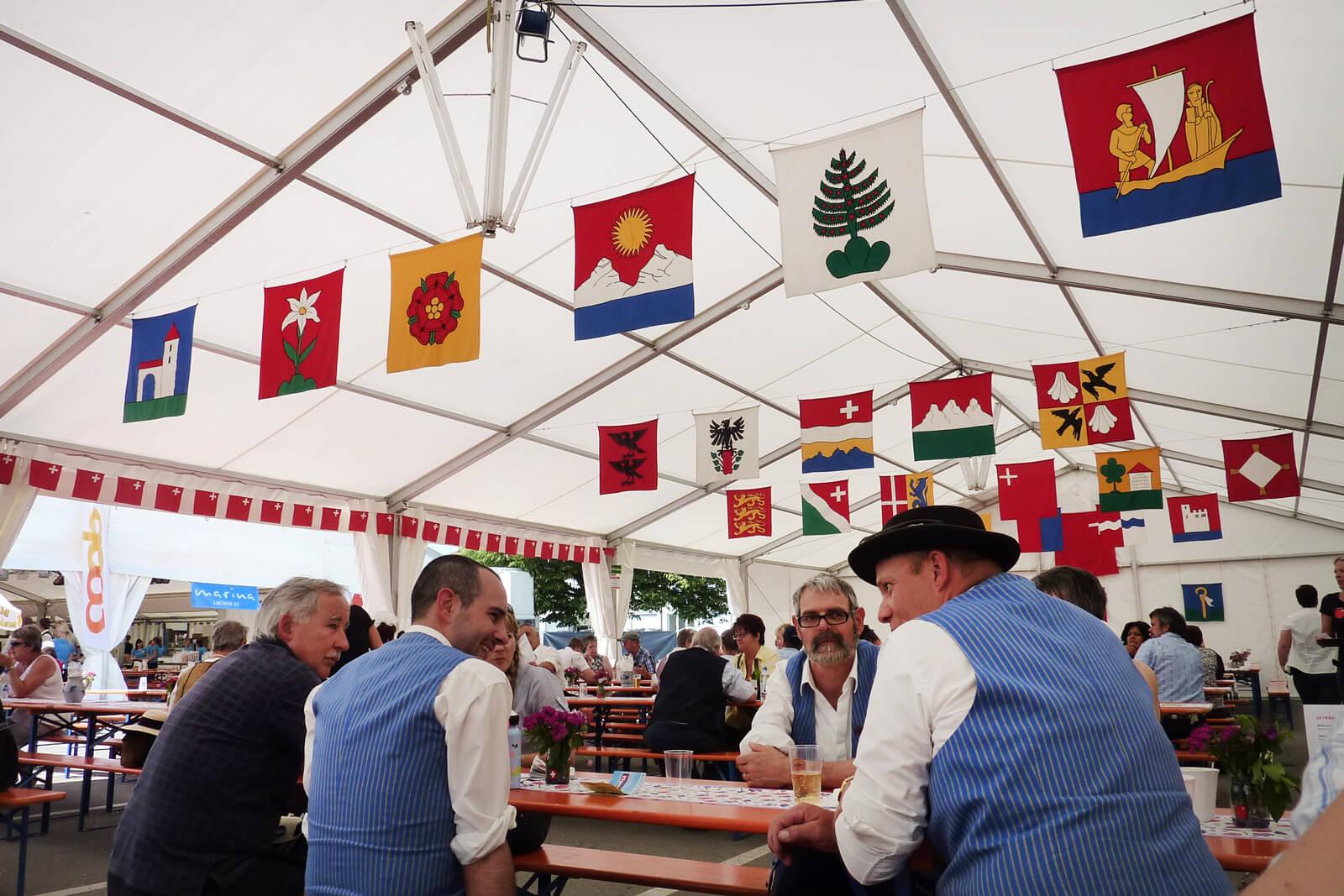 Jodlerfest Lachen 2012