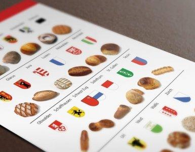 Swiss Bread Chart