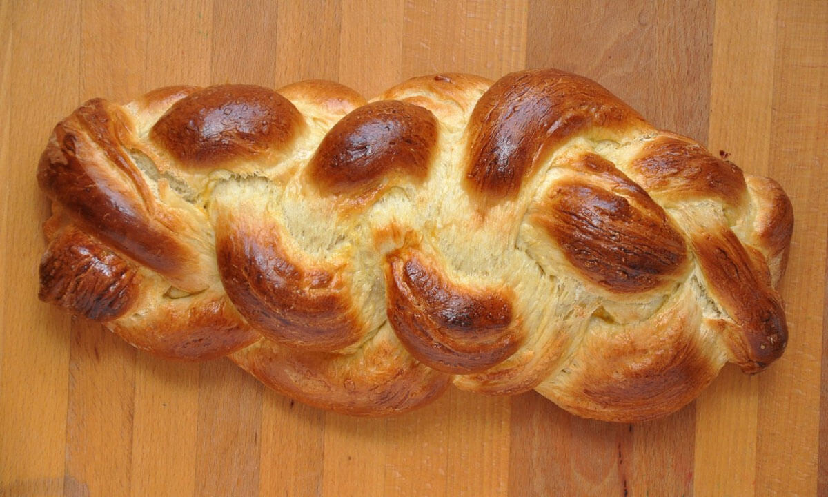 Swiss Zopf Bread (Copyright by beobachter.ch)