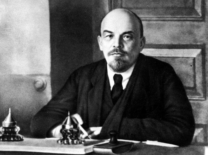 Vladimir Lenin in Switzerland