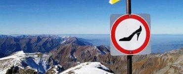Schilthorn - No Heels Allowed