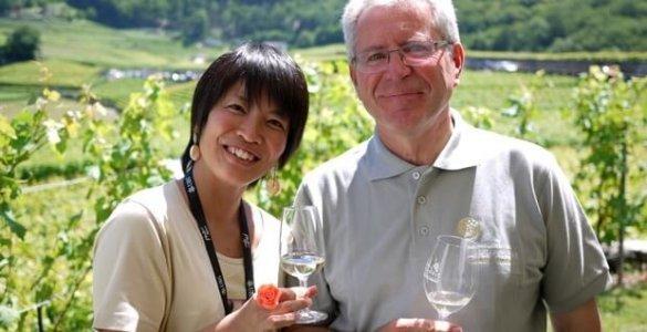 Notes on Swiss Wine - Mondial du Chasselas 2012