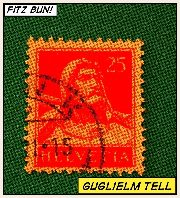 Guglielm Tell – The Swiss Romansh