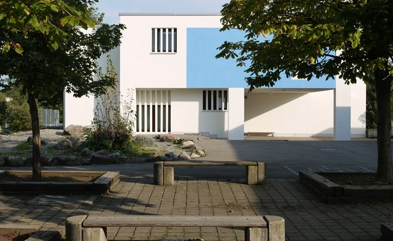 Swiss Elementary School Architecture