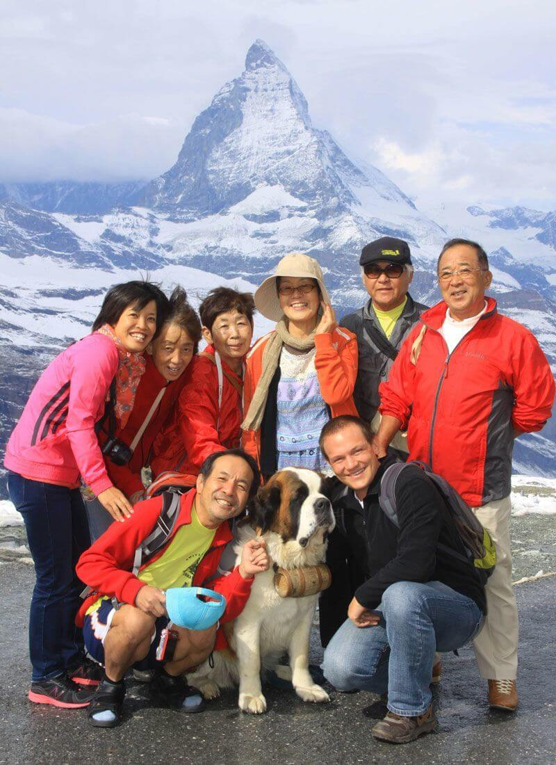 Visiting Zermatt - Gornergrat Picture