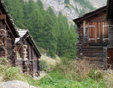 Zermatt - Rustic Cottages