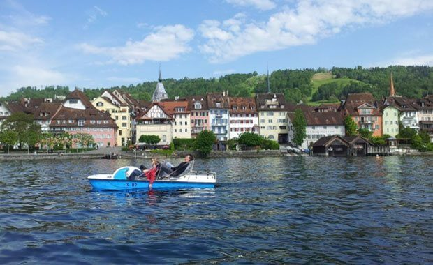 Zug - Living in a Tax Haven