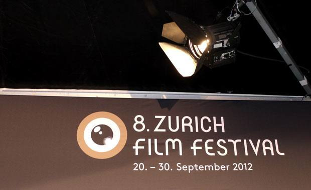 Zurich Film Festival 2012 - Green Carpet