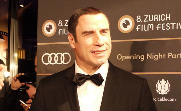 Zurich Film Festival 2012 - Green Carpet - John Travolta