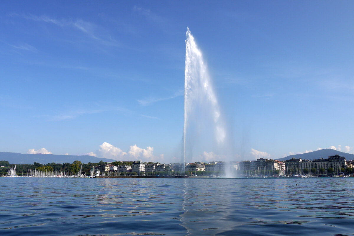 Geneva Visitor Guide - Jet d'Eau