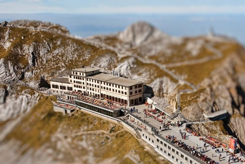 Miniatur Switzerland - Copyright by Helvetiq