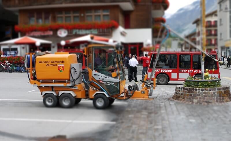 Miniature Switzerland - Zermatt by Dimitri