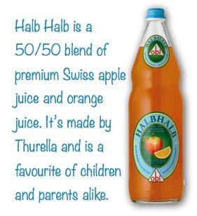 Swiss Grocery Products - Halb Halb
