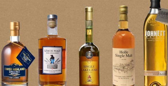 Swiss Whisky Overview