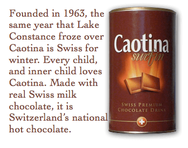 Swiss Grocery Products - Caotina