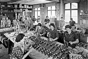 SIGG Bottle Recycling World War II