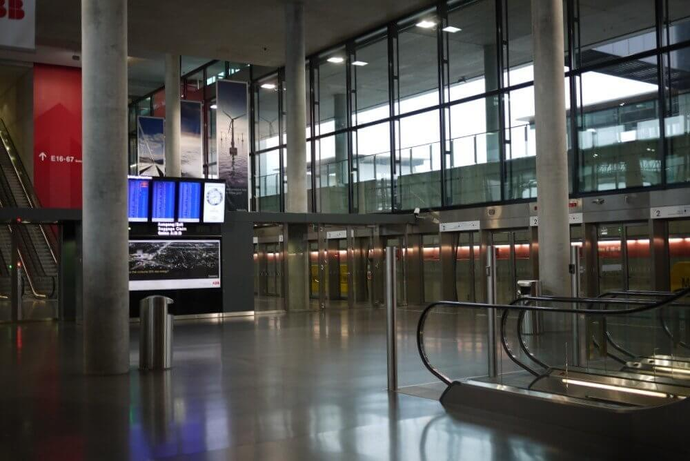 Impressions from Zurich Airport ZRH