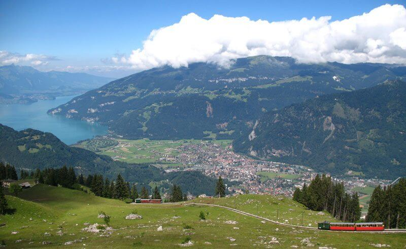 How to Make Friends in Switzerland - Interlaken