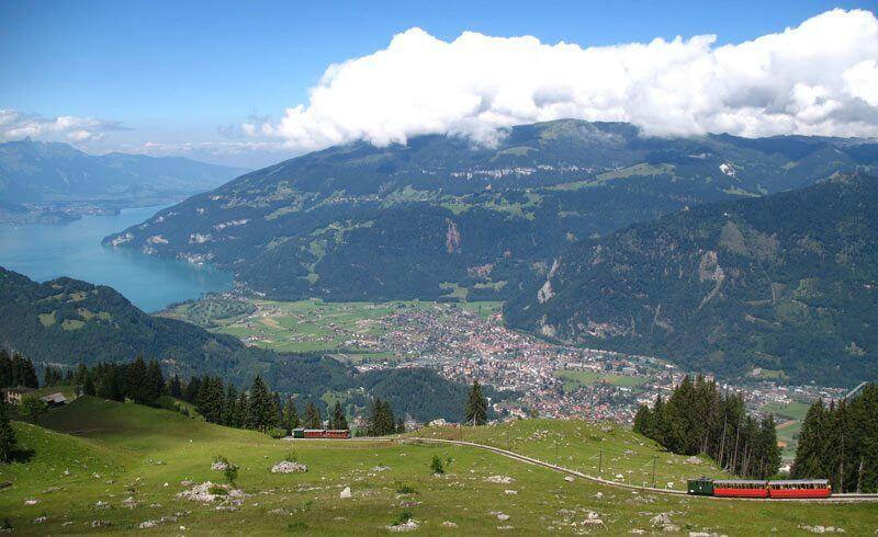 How to Make Friends in Switzerland - Interlaken