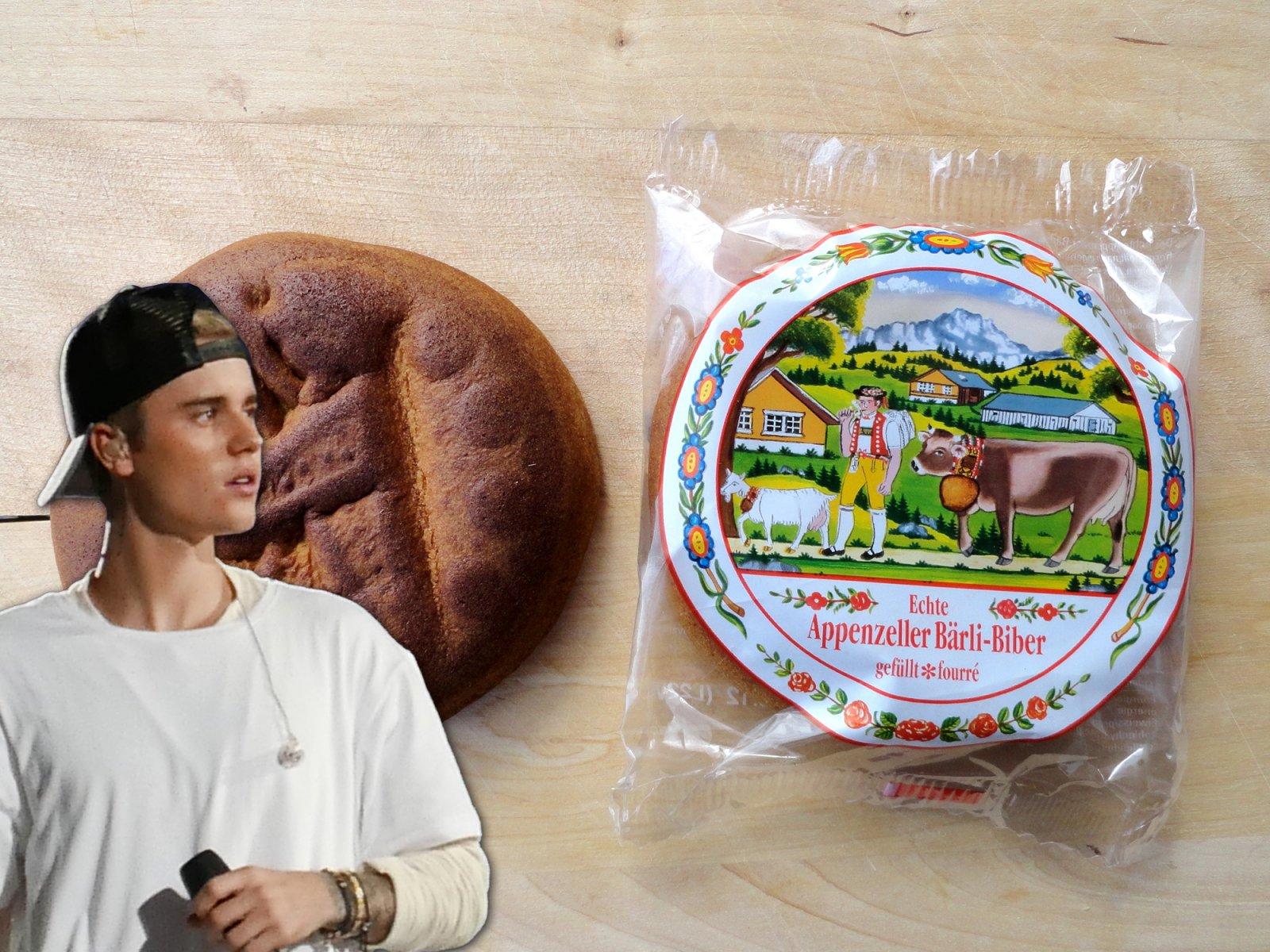 Justin Biber meets Appenzeller Biberli
