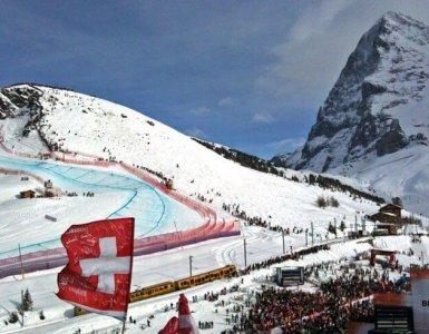 Lauterbrunnen Ski Race 2013