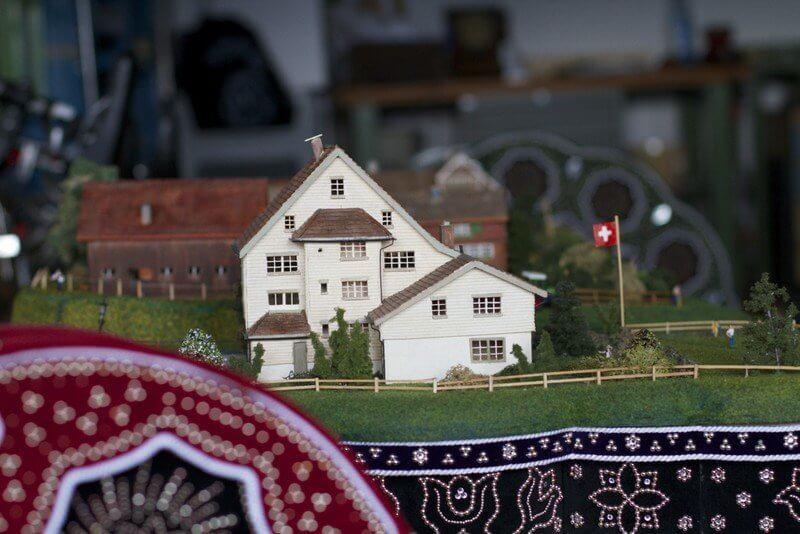 Silvesterkläuse in Urnäsch, Switzerland - 2013