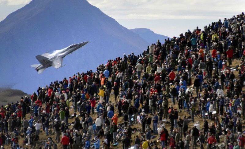 Signs you are becoming Swiss - Swiss Air Force