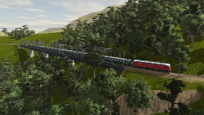 Train Fever - Swiss Videogame