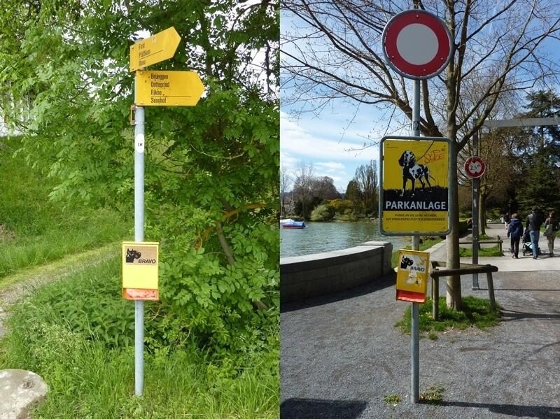 Robidog in Switzerland