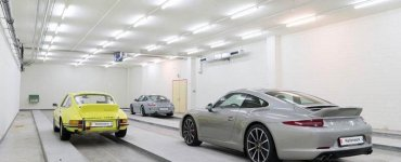 Swiss Safety Deposit Box for Luxury Cars