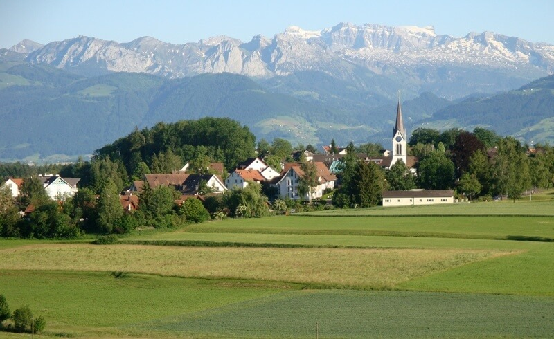 Bubikon, Switzerland