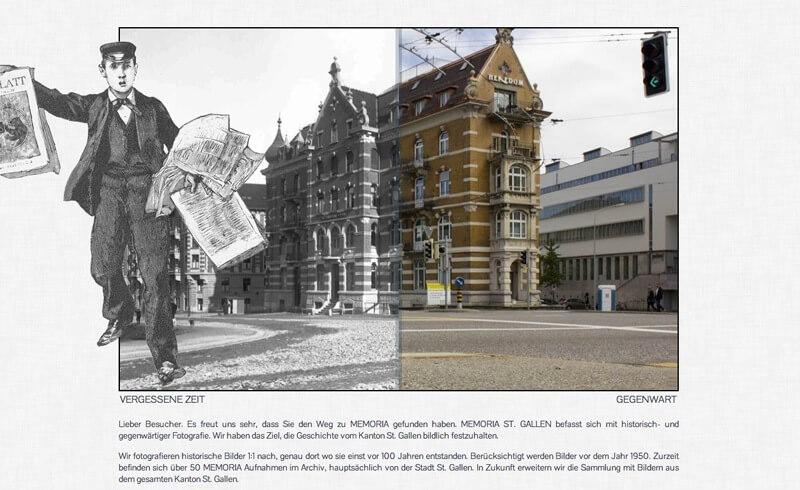 Memoria St. Gallen
