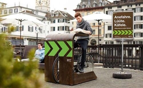 Zurich Bike Thru Cafe
