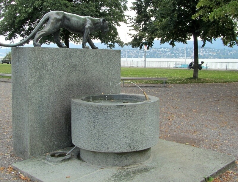 Zürich 1200 Fountains Project