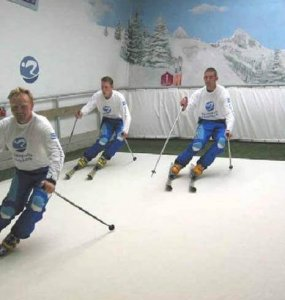 Indoor Skiing Interlaken