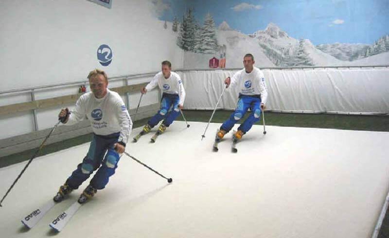 Indoor Skiing Interlaken