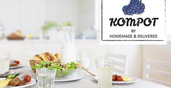 Kompot Food Delivery