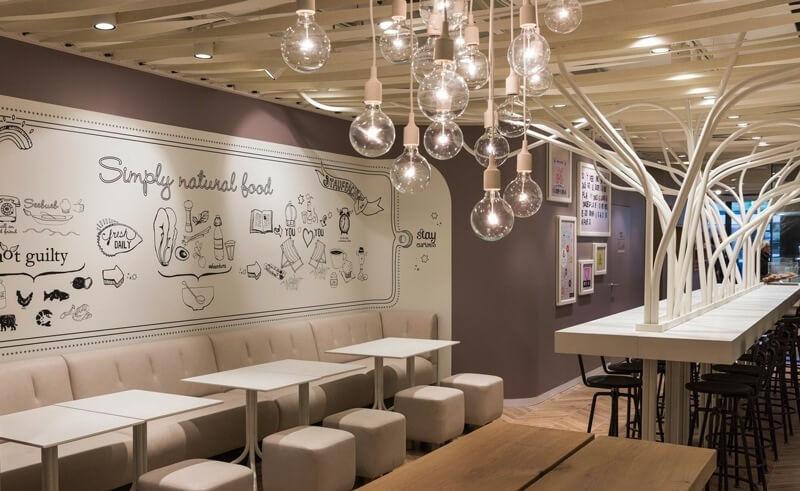 not guilty Restaurant in Zurich