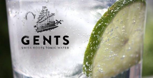 Gents - Swiss Tonic Water