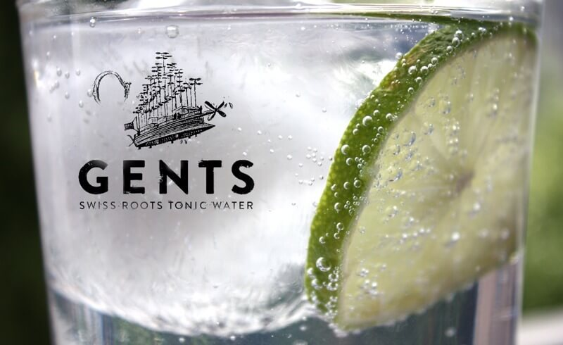 Gents - Swiss Tonic Water