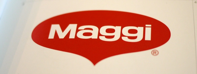 "25 Brand Logos Screaming ""Swissness"" | {Maggi logo 49}"