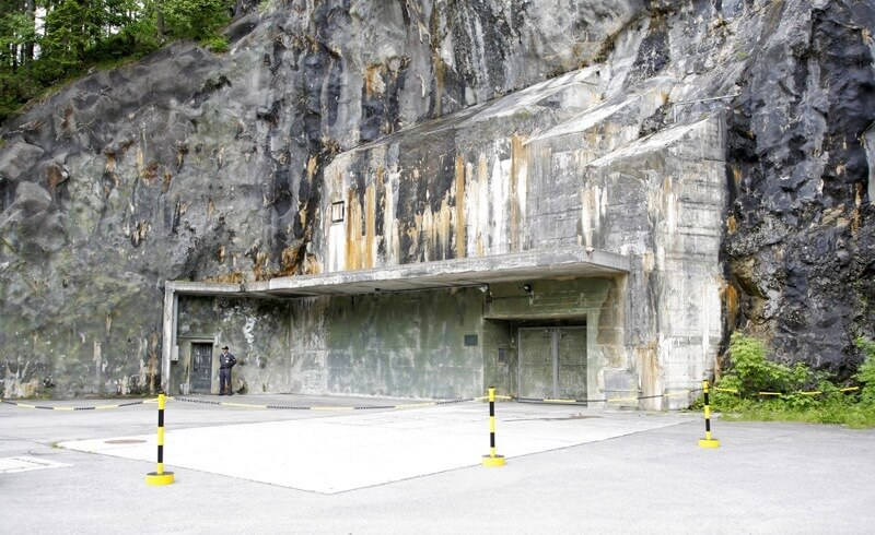 Swiss Fort Knox