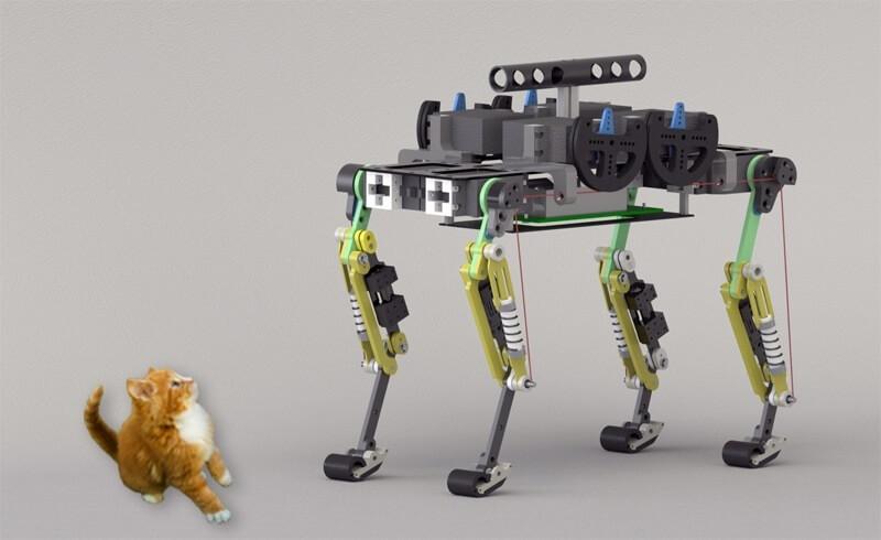 Swiss Catbot