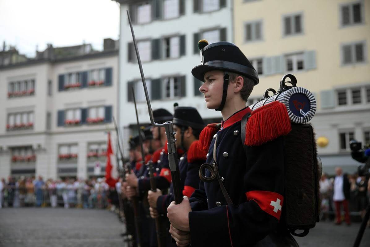 Zurich Tattoo 2013