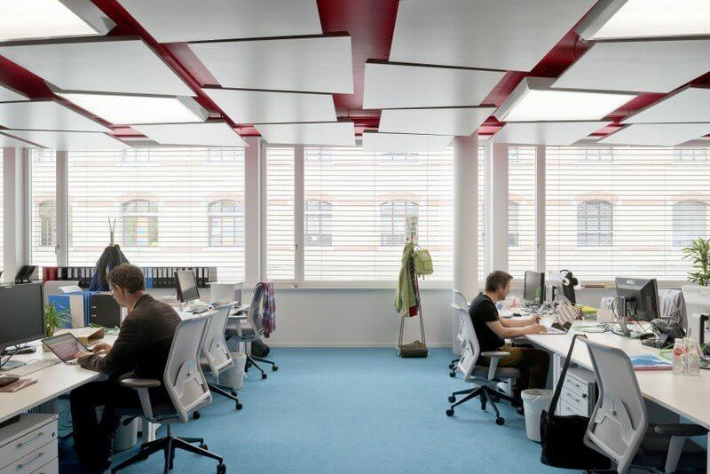 Inside Googles New Headquarter In Zurich