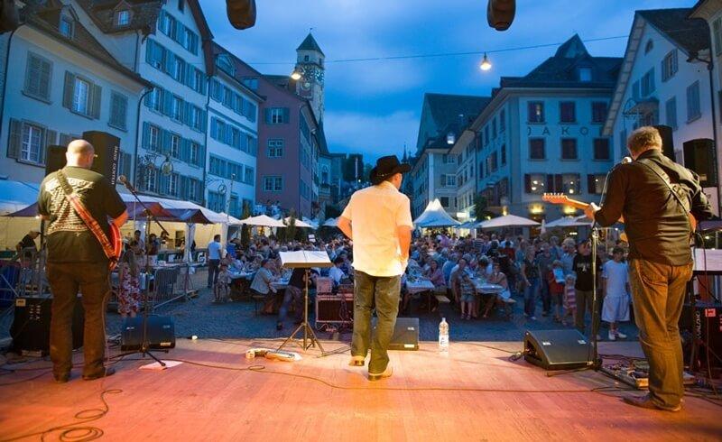 Seenachtsfest Rapperswil