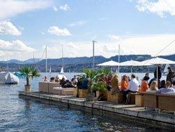 Bootsvermietung LAGO Zürich Seefeld
