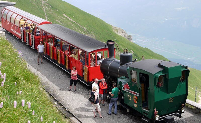 Brienzer-Rothorn-04-Train