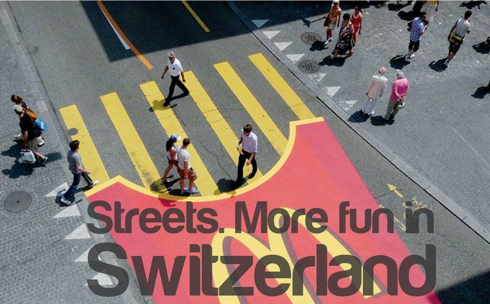 More Fun in Switzerland - Streets